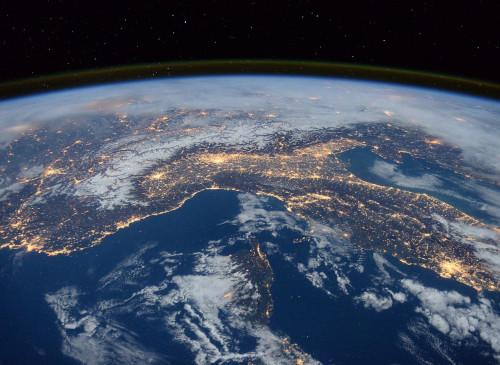 illustration planète