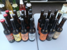 Photo gamme de bières